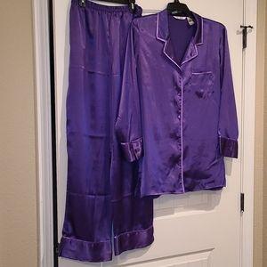 Delicates Purple PJ Set M